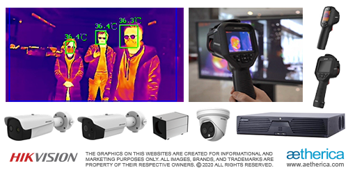 Thermography Network IP Cameras - Thermal Cameras